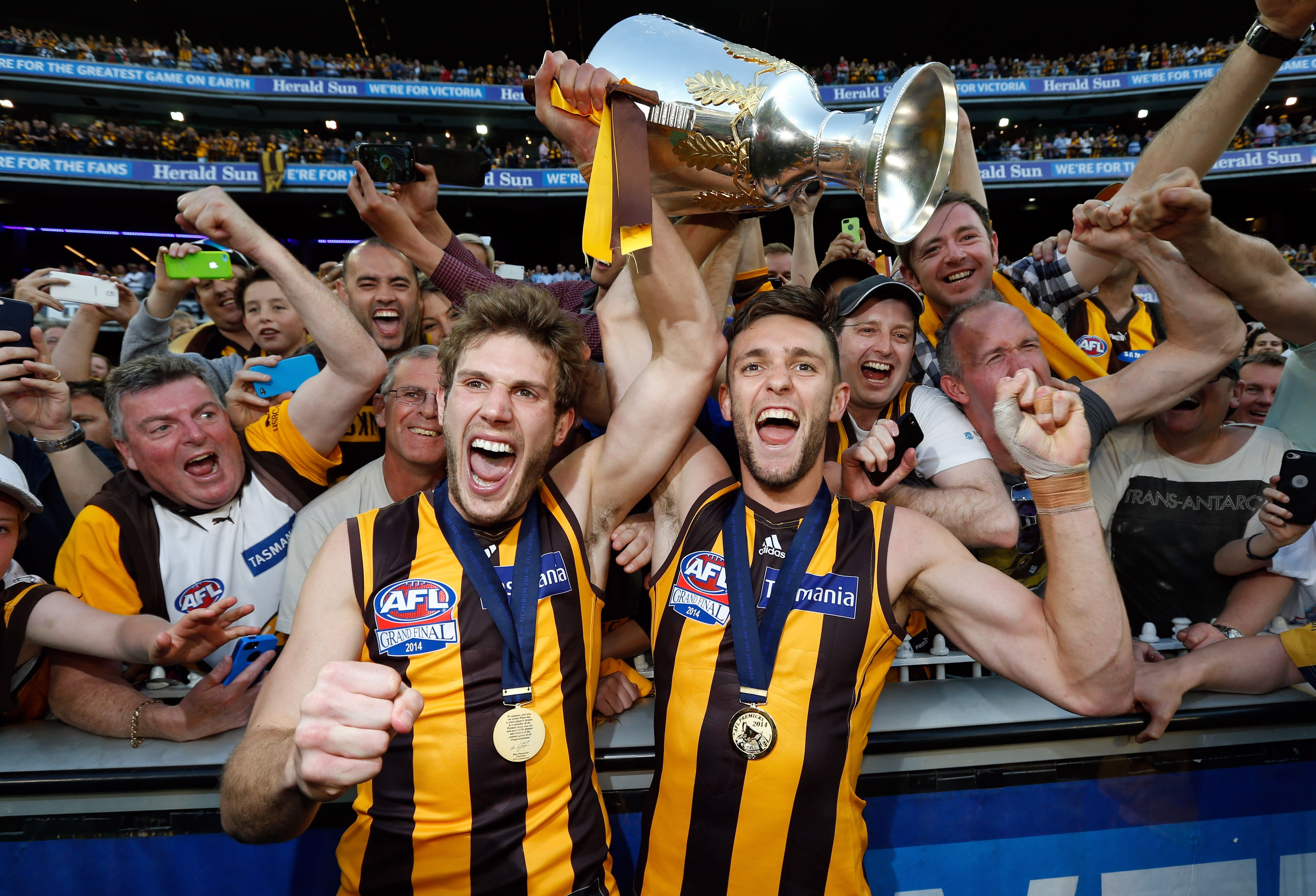 What time does the 2015 AFL Grand Final ...
