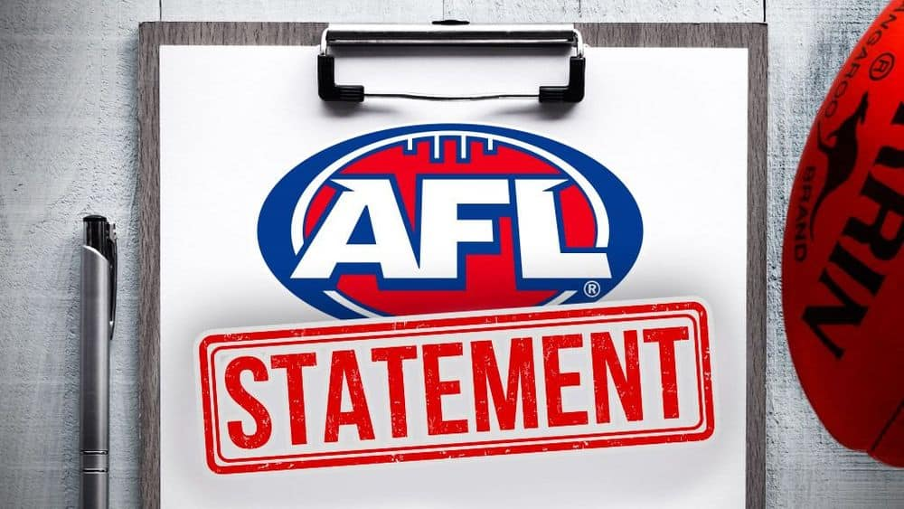AFL Statement