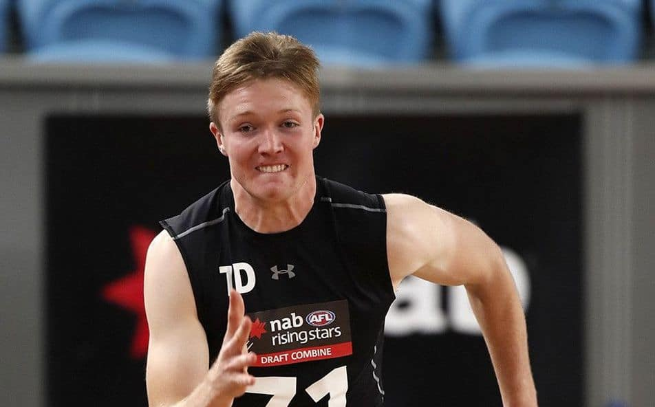 McBride to be ... a Bomber: Essendon to sign 197cm, strong-marking Irishman