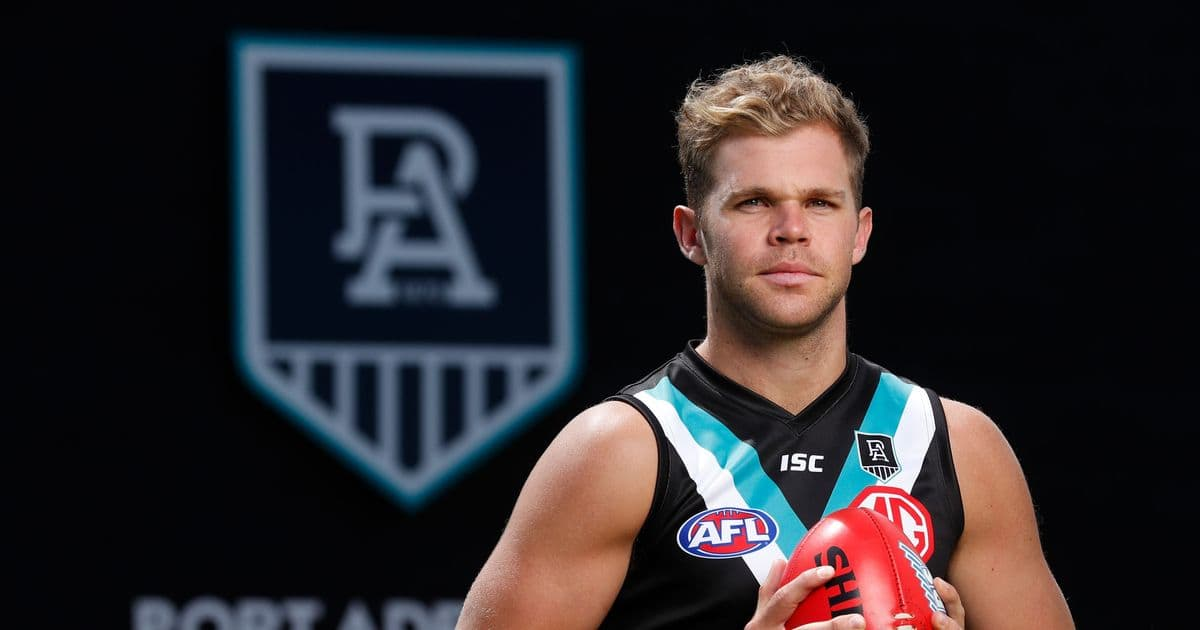 Port Adelaide's Dan Houston and Peter Ladhams banned for breaking AFL COVID-19 protocols Crow housemate cleared – AFL