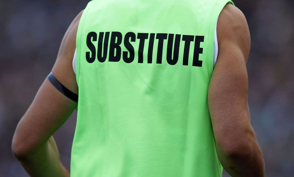 Is it time to bring back the substitute? Picture: AFL Photos