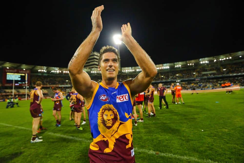 Simon Black has been inducted into the Hall of Fame. Picture: AFL Photos