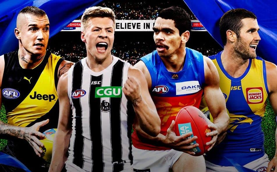 The 22 For Round Two Our Reporters Predict Your Line Ups