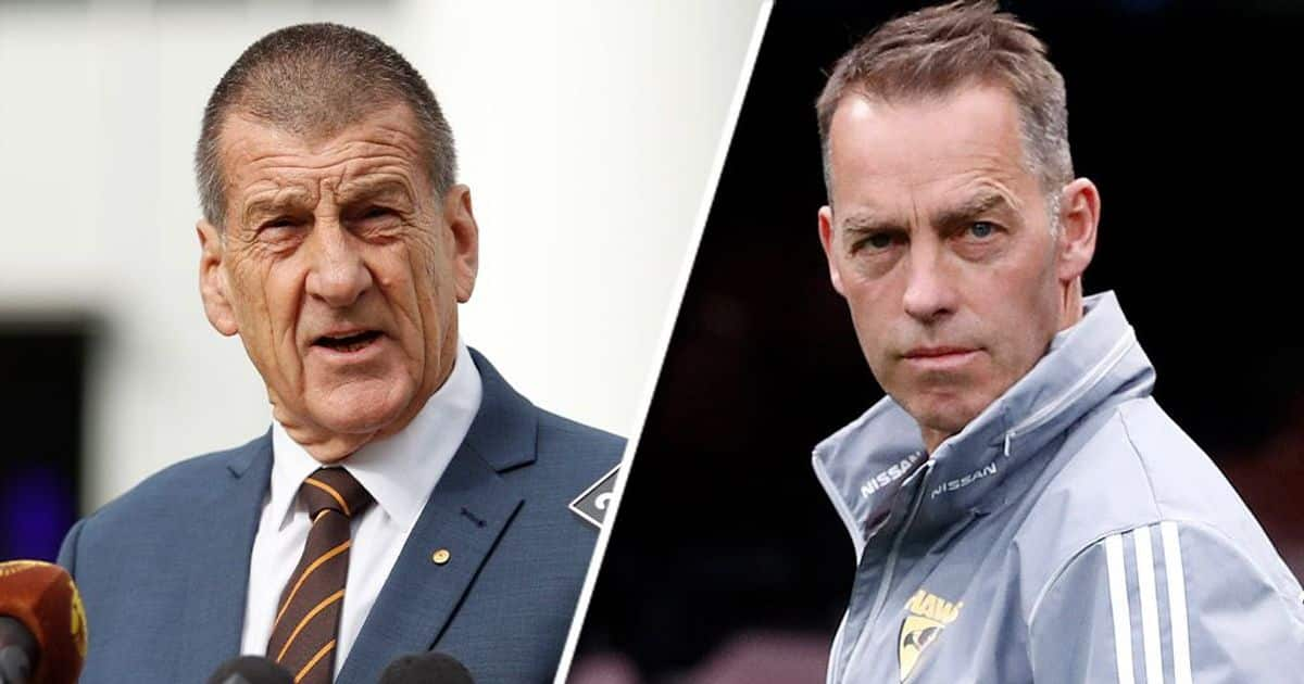 BARRETT: D-Day approaches for Hawks' big dogs – AFL