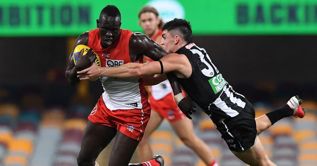 Can Collingwood shake off the negative headlines and get their year on track against the Swans? – AFL