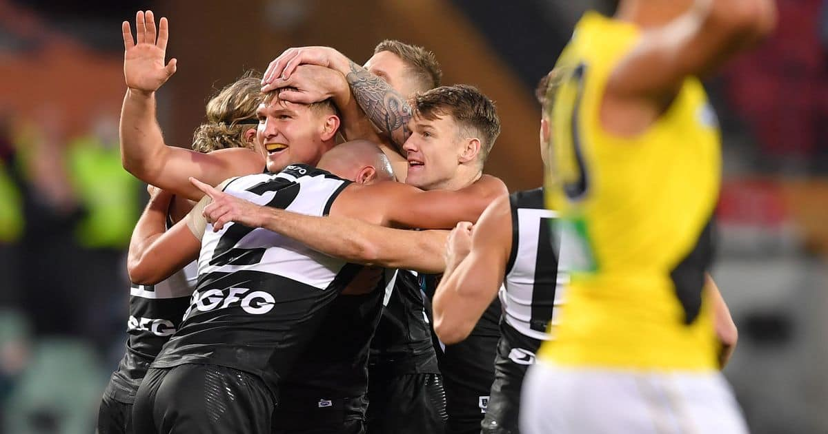 Game of the season: Power prevail against premiers