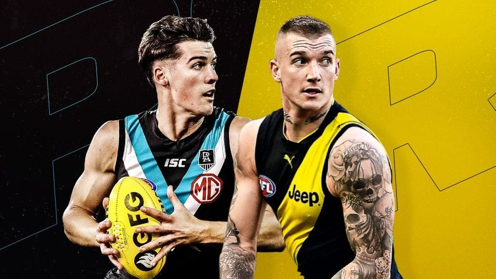 Will the Power or Tigers claim victory in round 11? Picture: AFL Media
