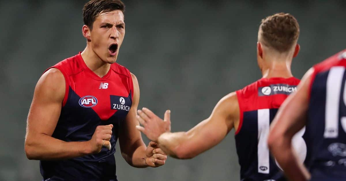 Dees on cusp of eight after running over Roos – AFL