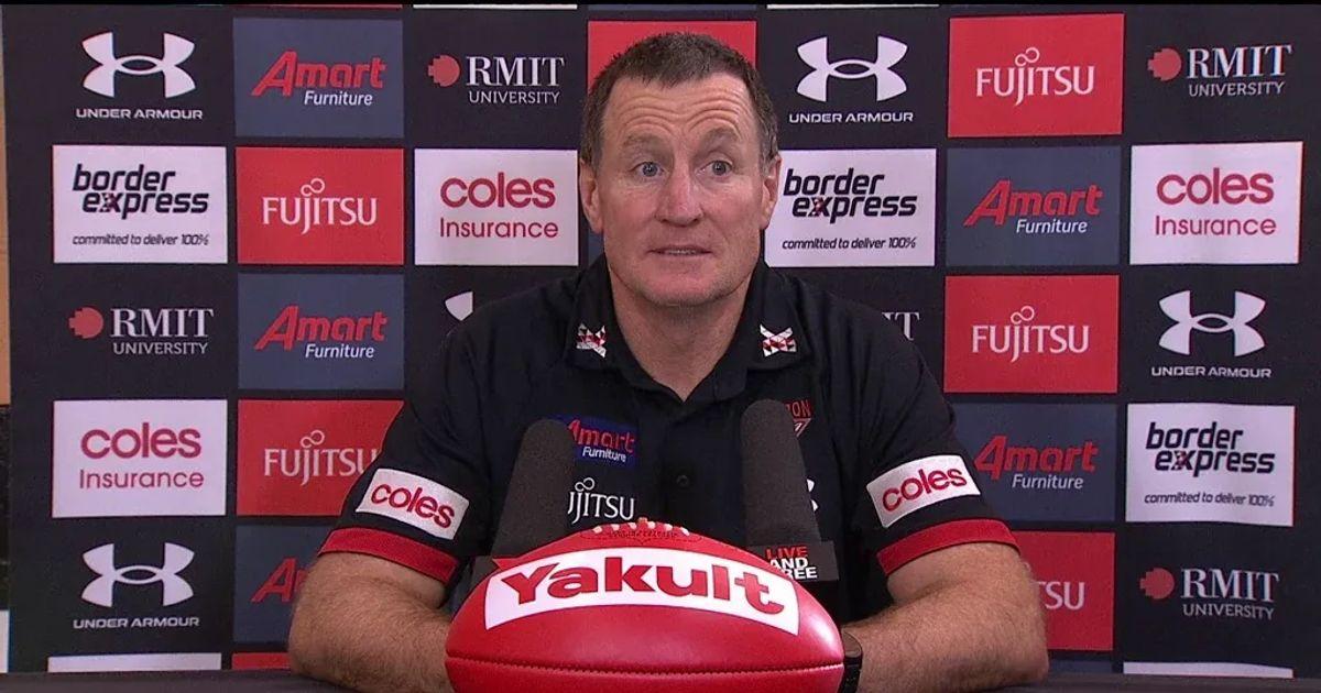 BARRETT: No need for the whinging Clarko and Woosha – AFL