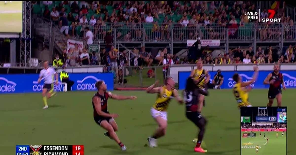 Star Tiger receives 'death threats' after controversial free kick – AFL