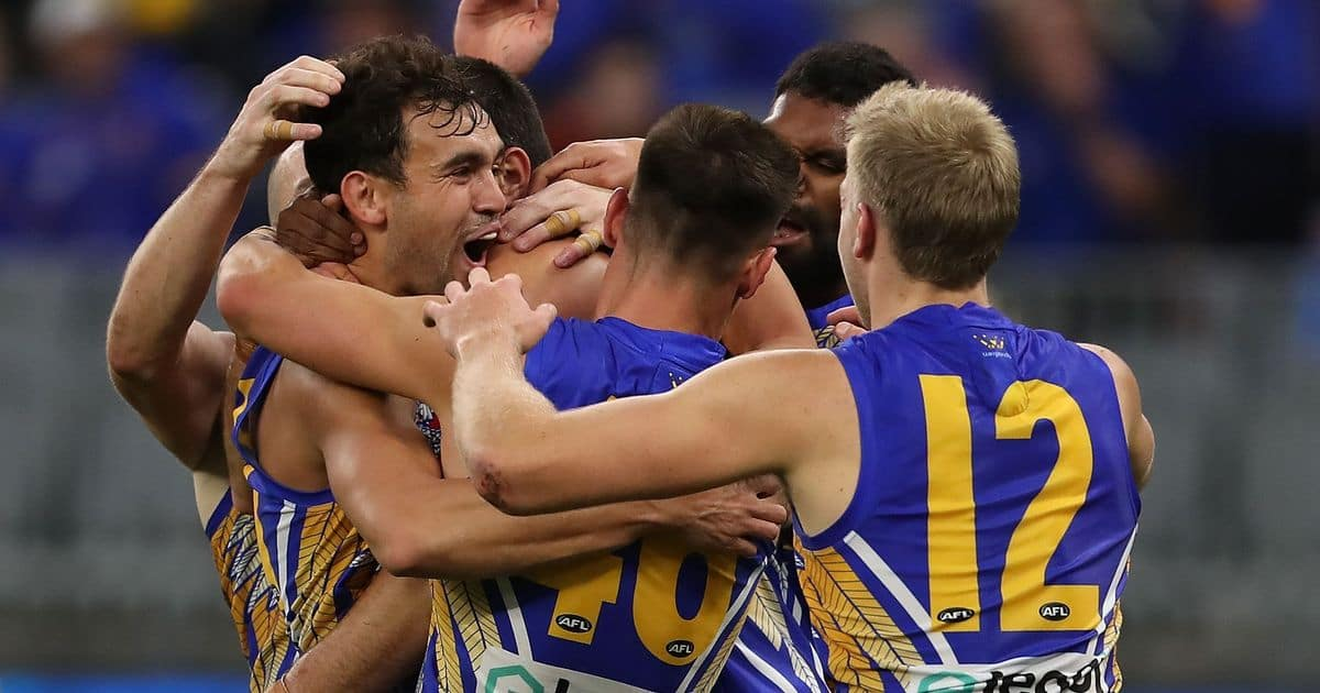 Eagles put foot on throttle to make it a straight eight – AFL