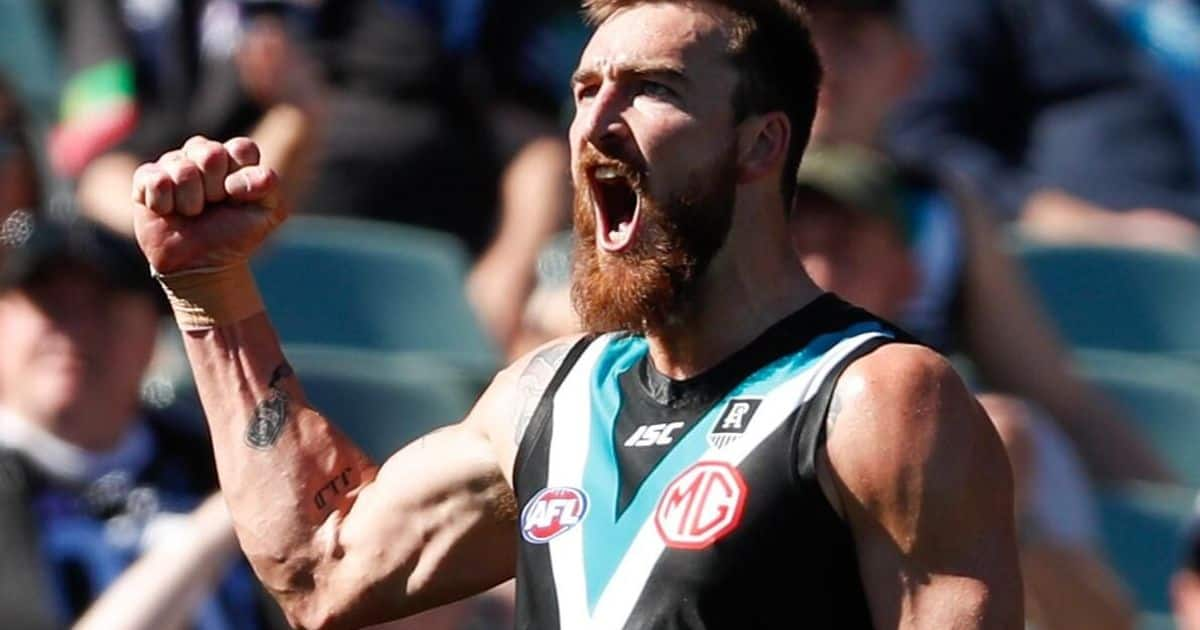 Charlie Power flex their muscles to shake off Swans – AFL