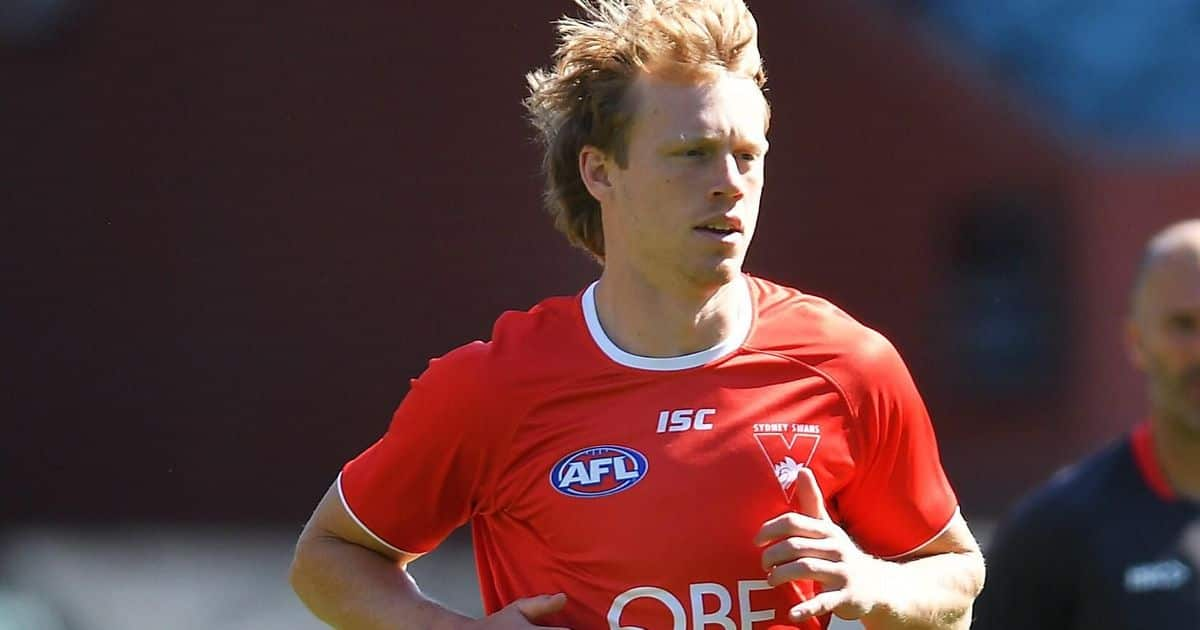 Swans lose young gun for date with Dees – AFL