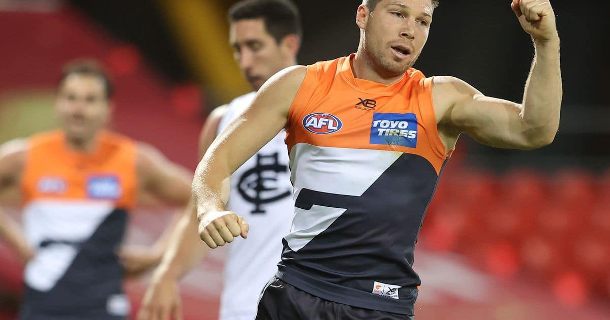 A Giant scare but GWS jumps back into top eight – AFL