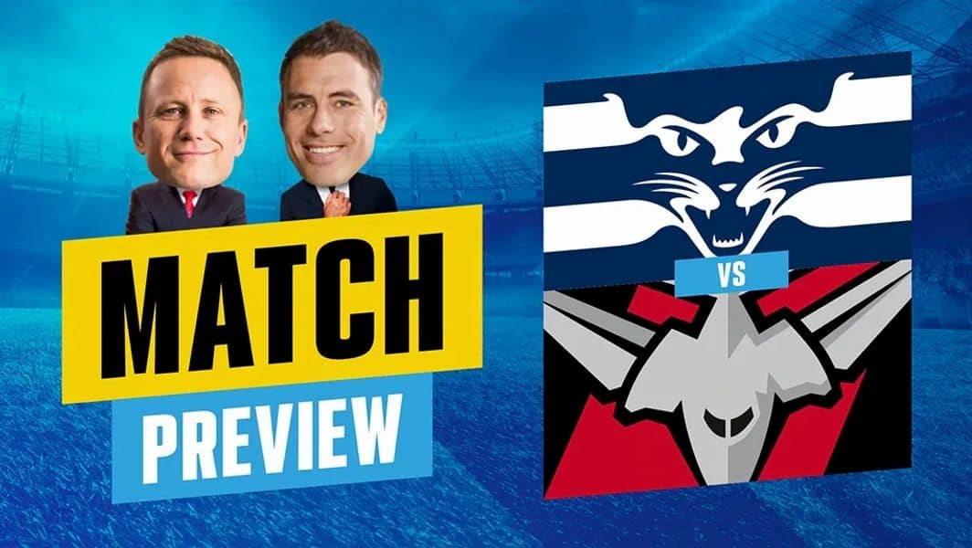 Match Previews R16 Geelong V Essendon