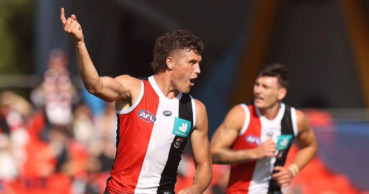 Shaky Saints a step closer to sealing finals spot – AFL