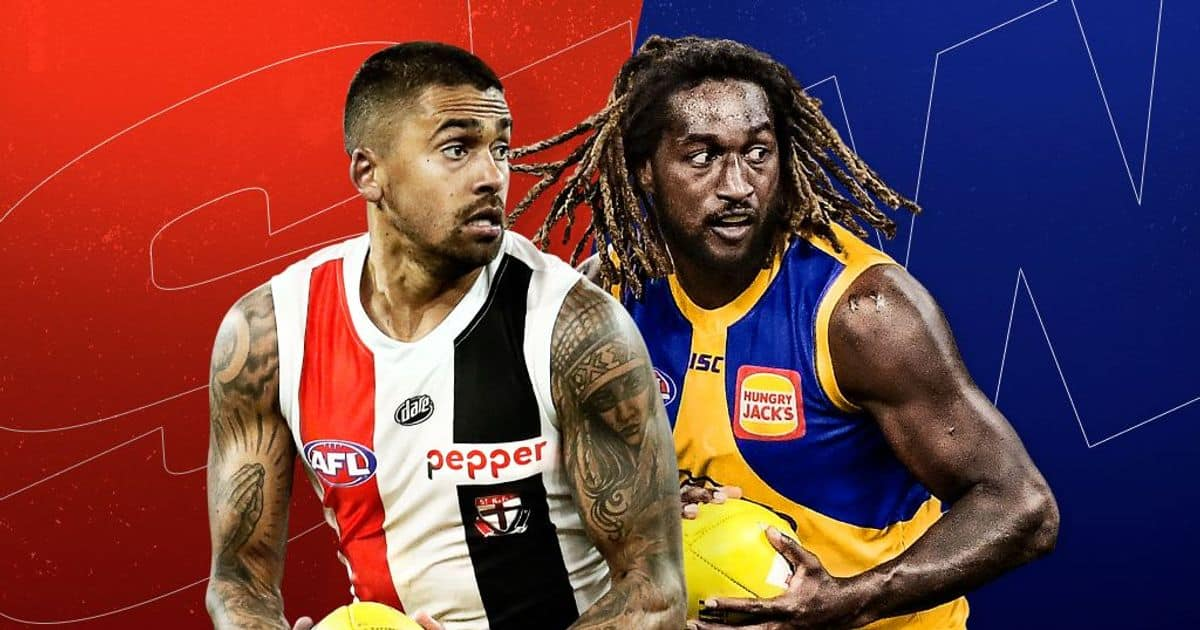 Don't choke now: Pressure off the scale in huge Thursday night clash – AFL