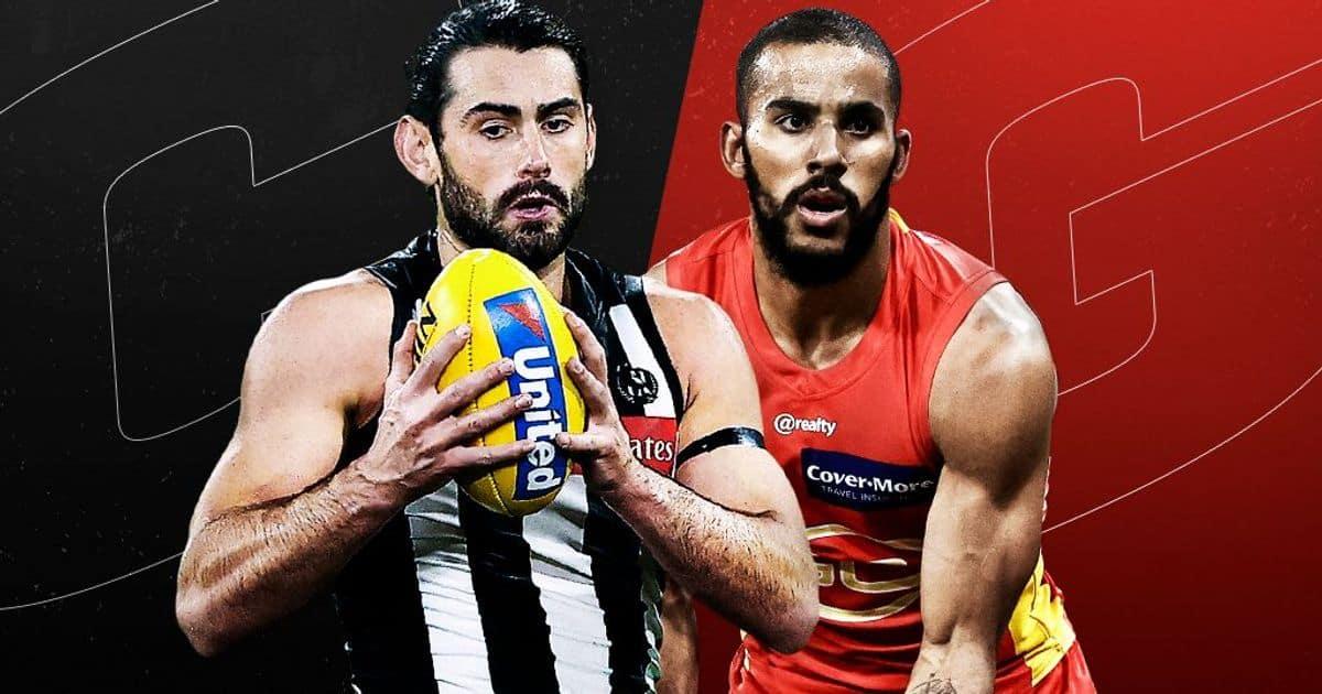 Win and they're in but can Suns rain on the Pie parade? – AFL