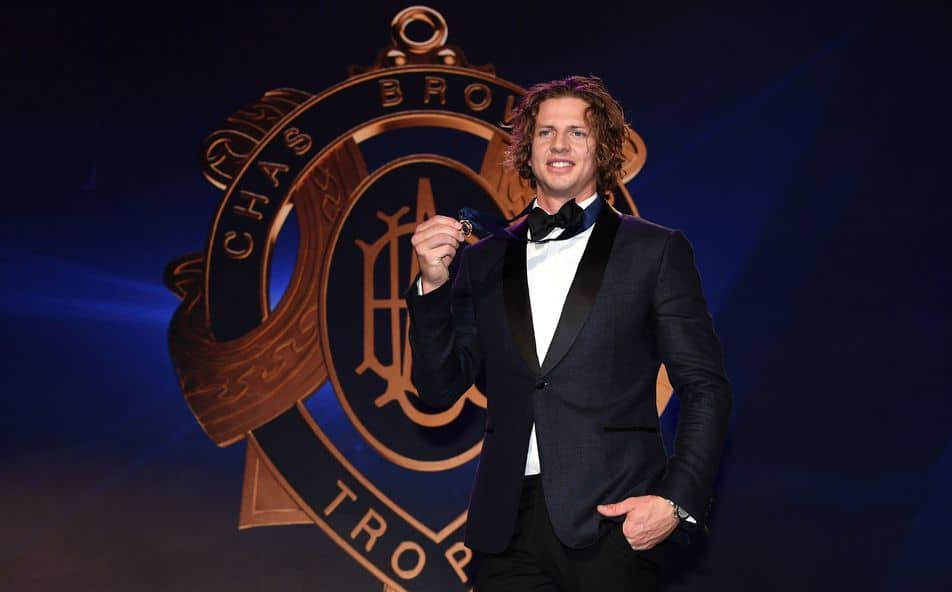 Brownlow betting 2021 forum point spread betting soccer goal lines