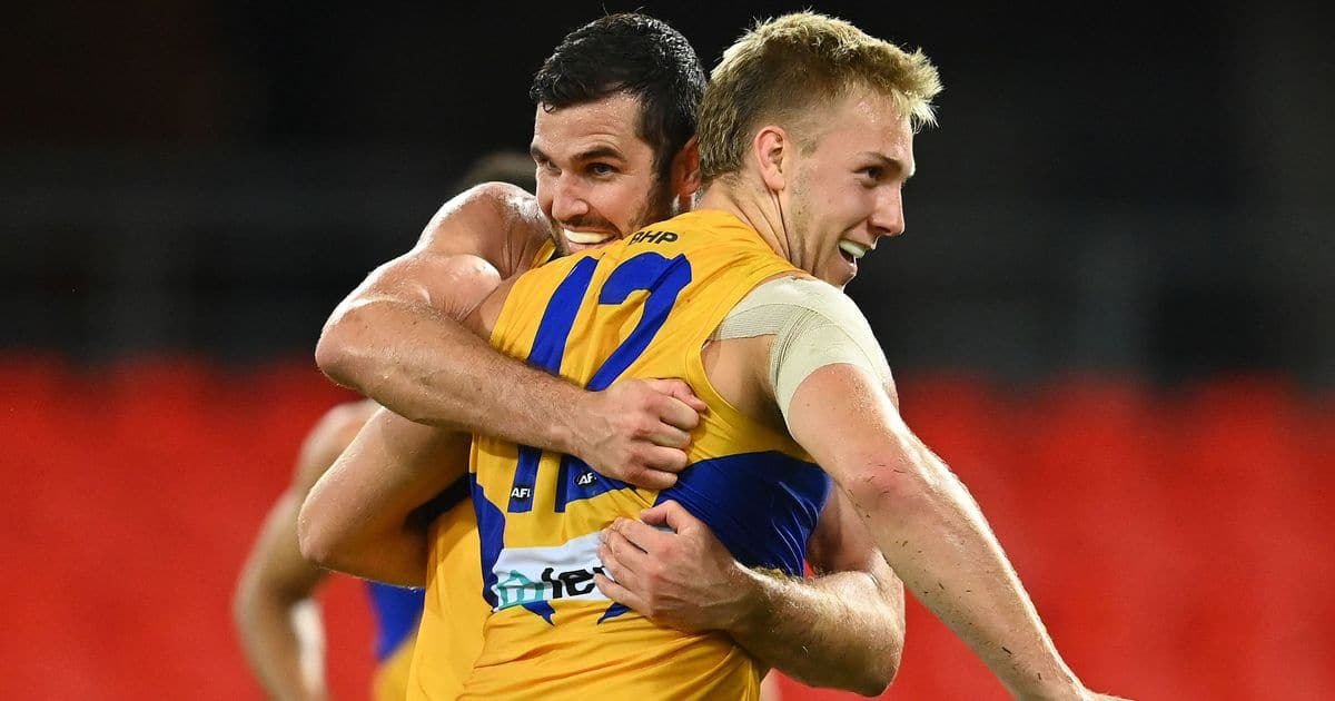 Slow-starting Eagles leave it late to see off Roos – AFL