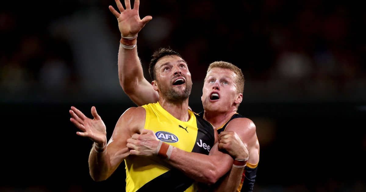 No crowds for Vic games as state locks down Tigers set to face Crows in Sydney – AFL