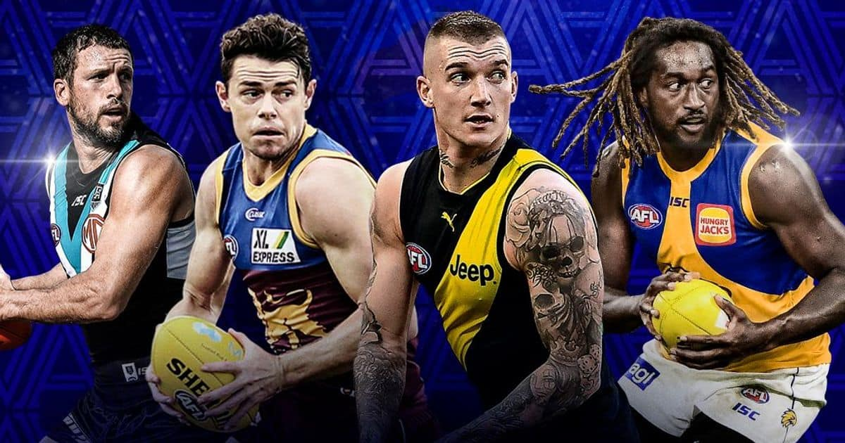 All-Australian squad: Who's in 19 new faces shock omissions – AFL