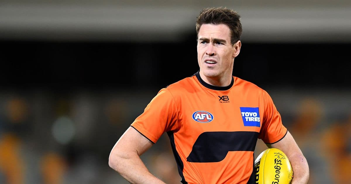 UPDATE: Giants stand their ground match Cats' bid for Cameron – AFL