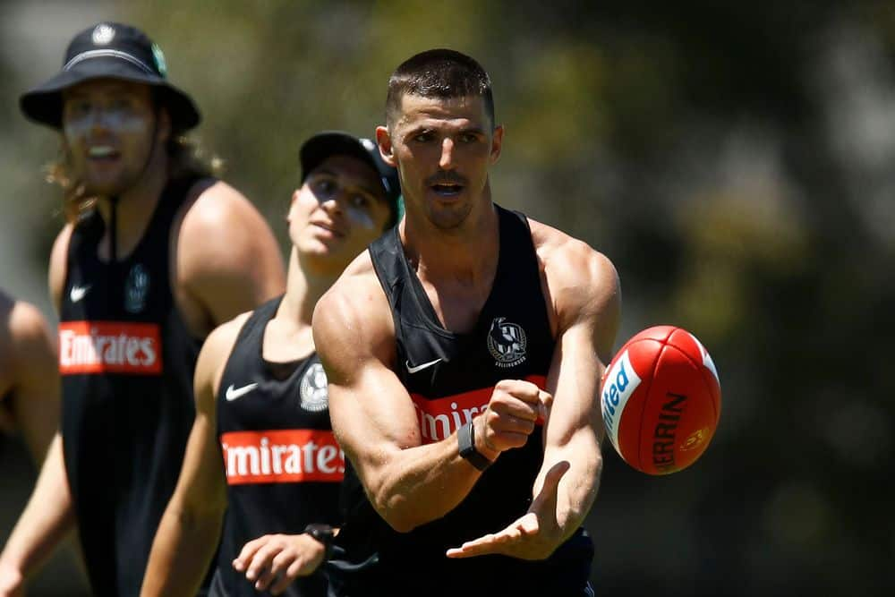 Scott Pendlebury gets it done every year in Fantasy. Picture: Getty Images / AFL Photos