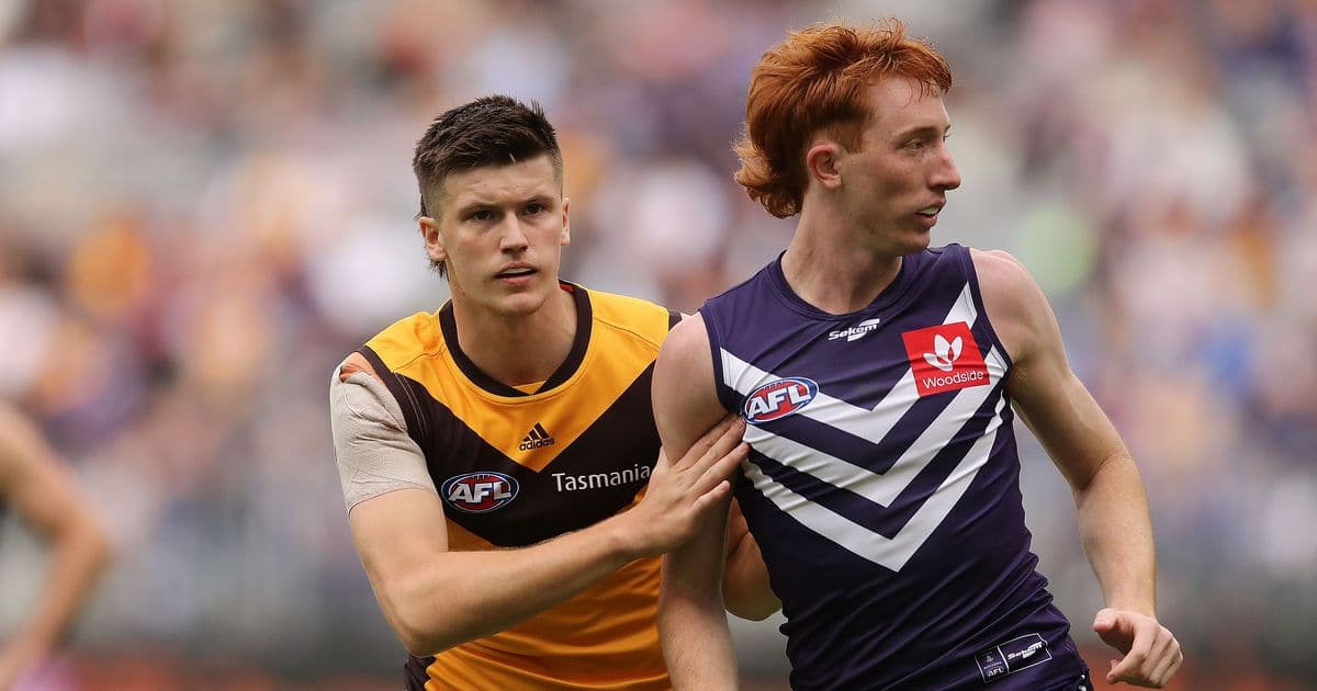 Match Review: Veteran Roo young Hawk cop bans O'Meara charged with striking – AFL