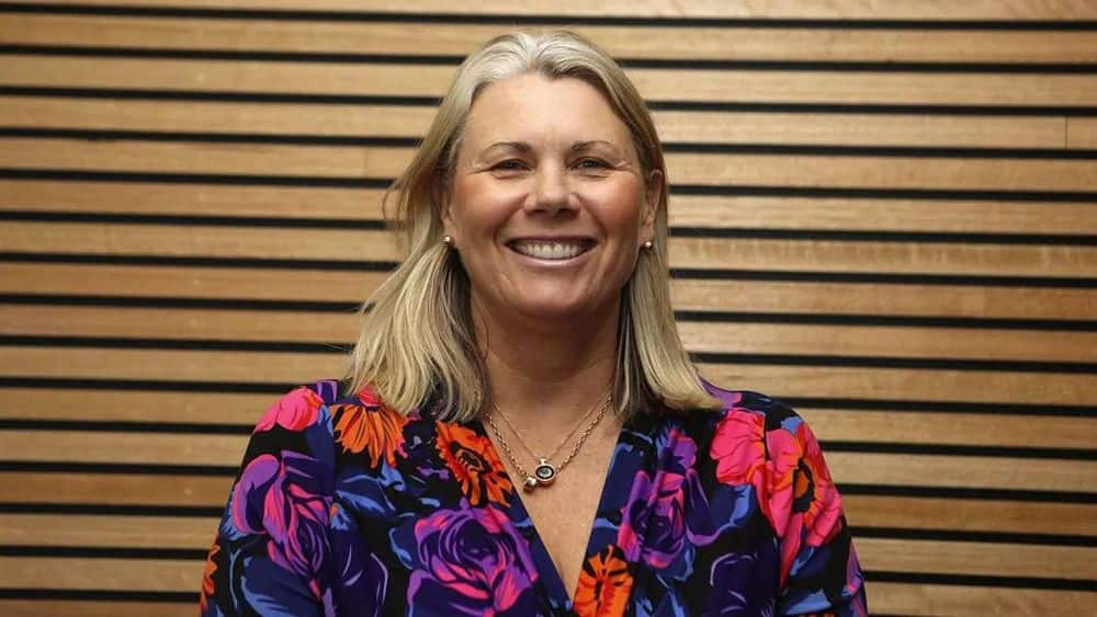 Incoming Melbourne president Kate Roffey. Picture: melbournefc.com.au