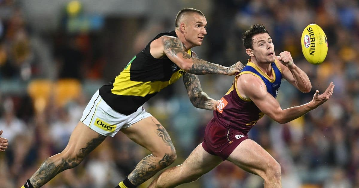R9 R10 fixture reveal: Lions Tigers to clash in primetime – AFL