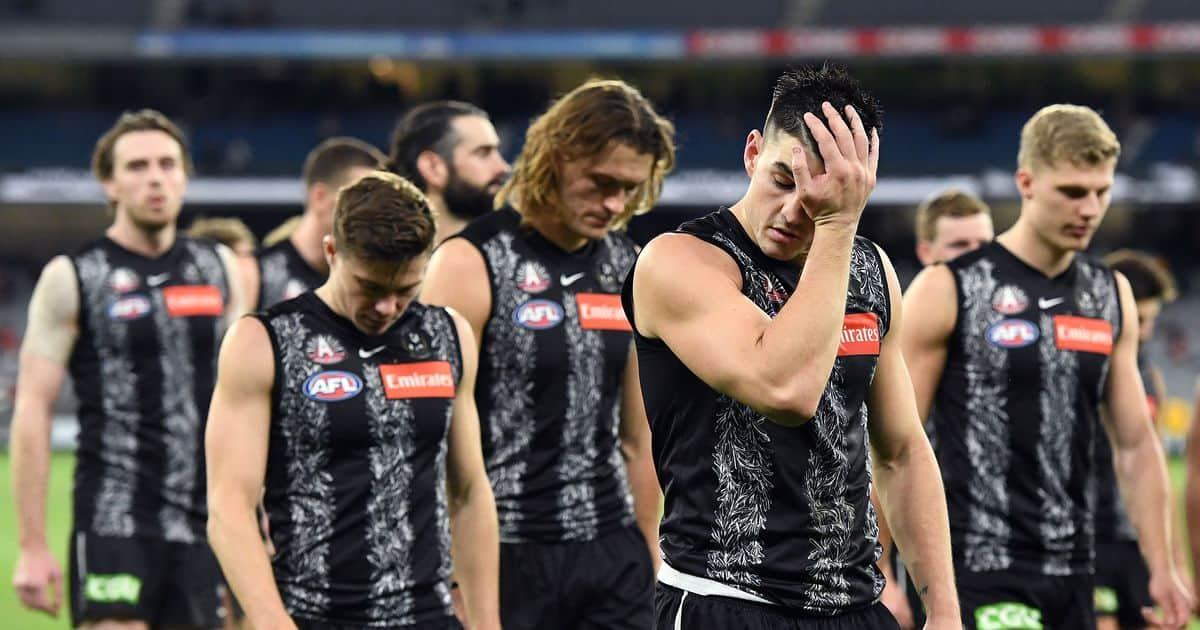 From Grand Final to 17th in three years: What's happened to Collingwood?