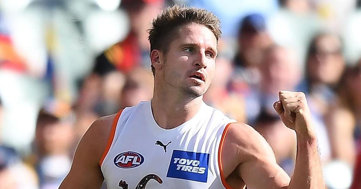 Jesse Hogan a hero as GWS bulldozes Adelaide – AFL