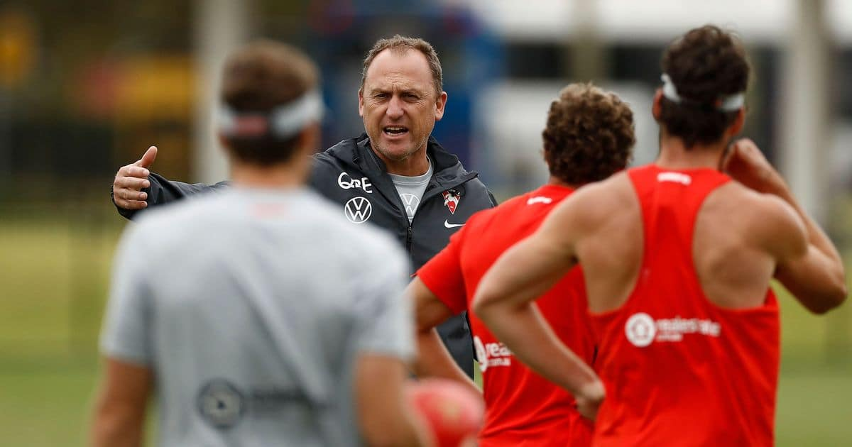 UPDATE: Swans clear after COVID hotspot visit Giants wait on tests: Swans clear after COVID hotspot visit Giants wait on tests – AFL