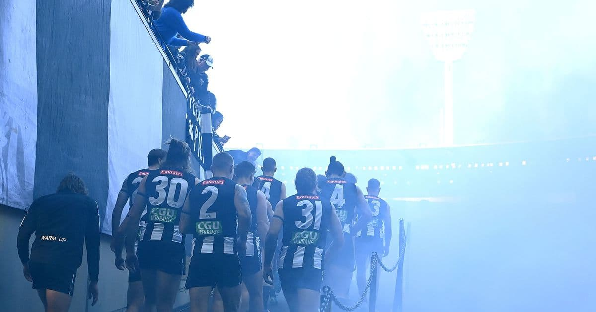 COVID warning: Fans at Collingwood-Port Adelaide MCG clash told to get tests – AFL