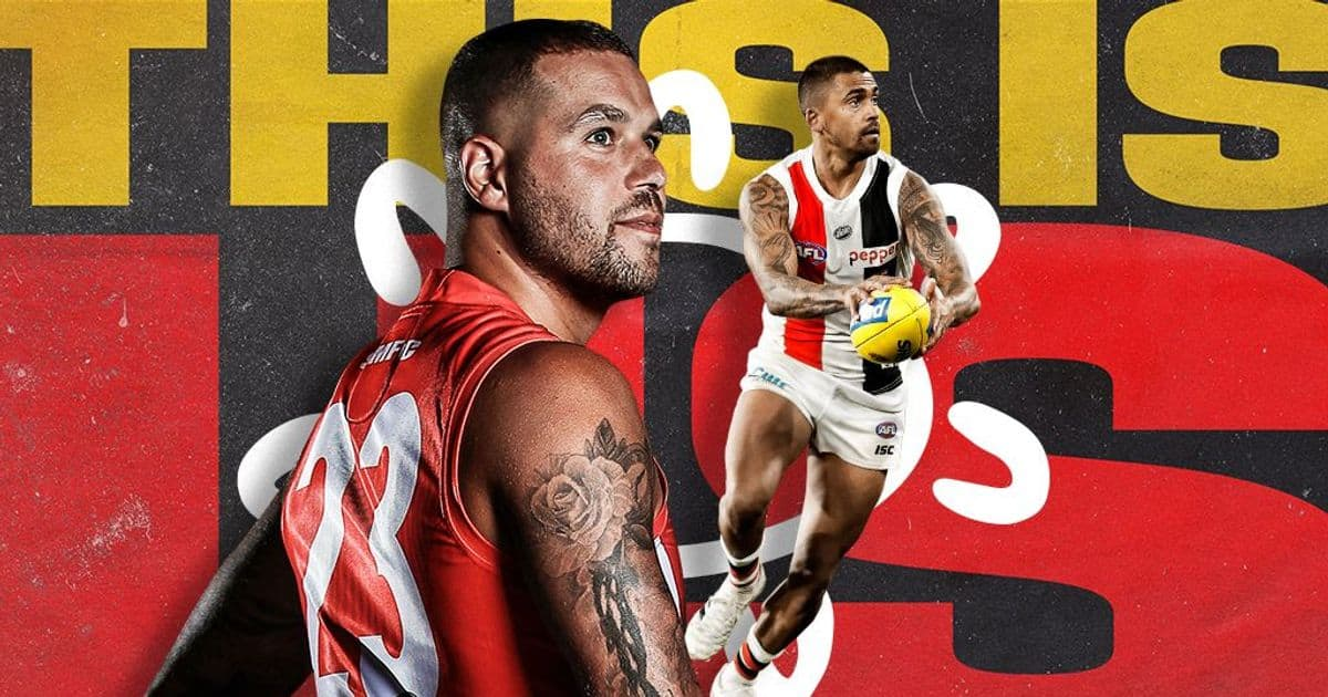 Follow it LIVE: Sydney v St Kilda from 1.45pm AEST – AFL