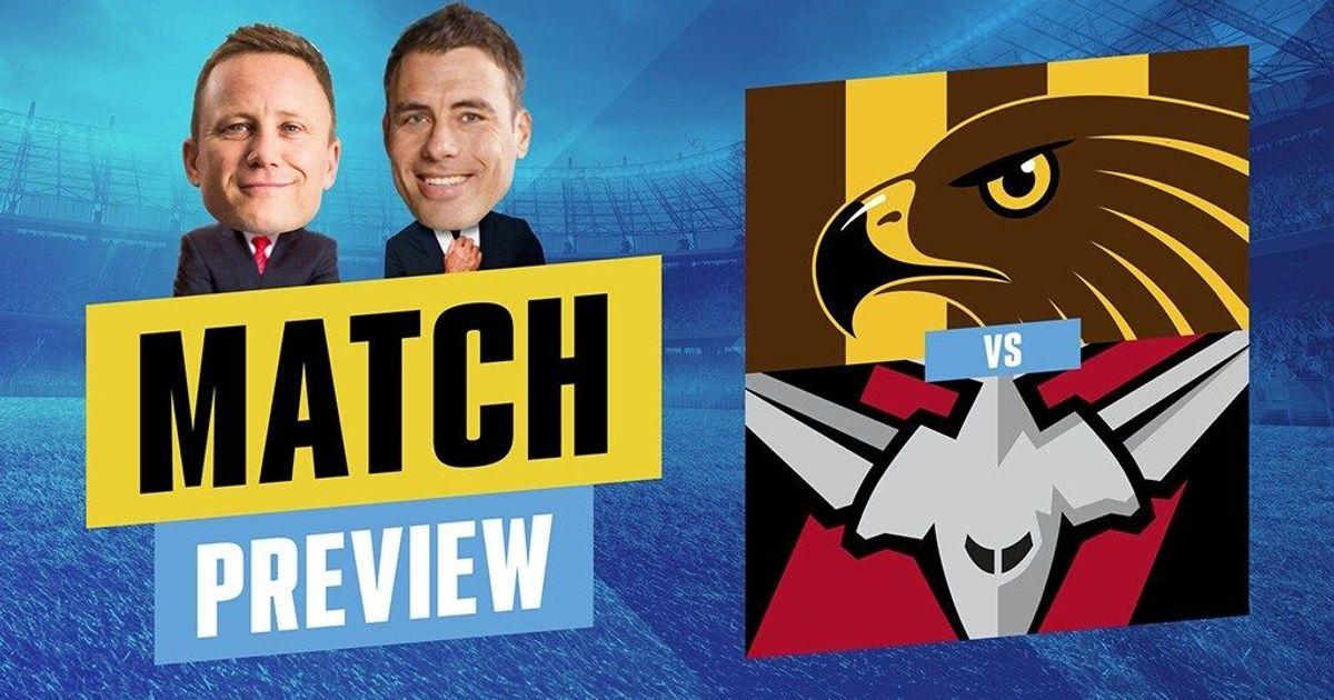 Match Previews R14: Hawthorn v Essendon