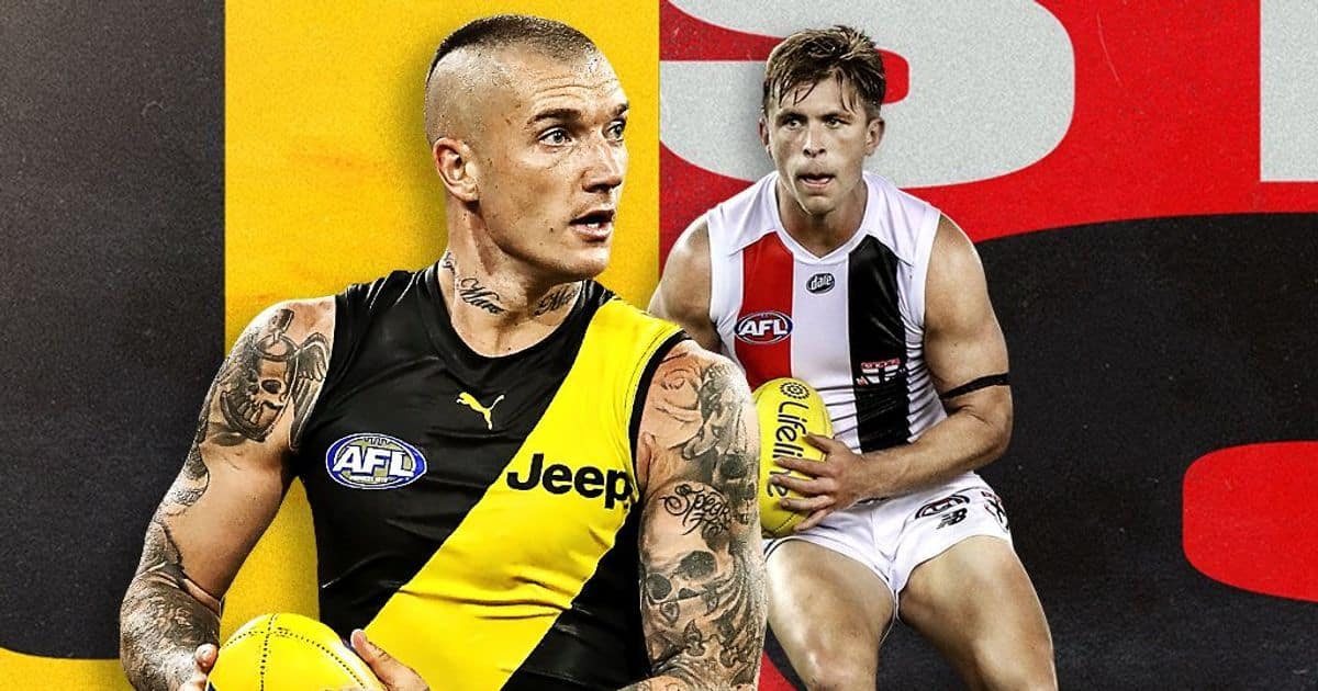 Can the Saints tame the Tigers or will it be a Friday night mauling? Follow it LIVE – AFL