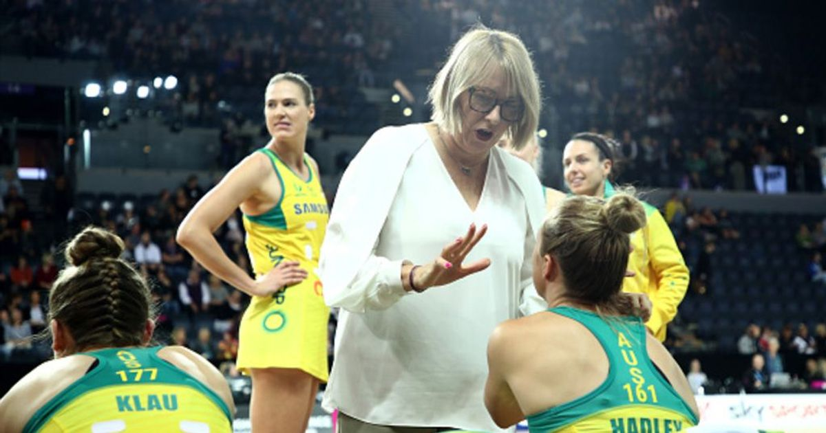 No barrier: Former netball guru chases Magpies' top job