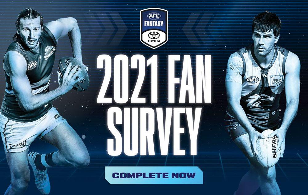2021 AFL Fantasy Survey