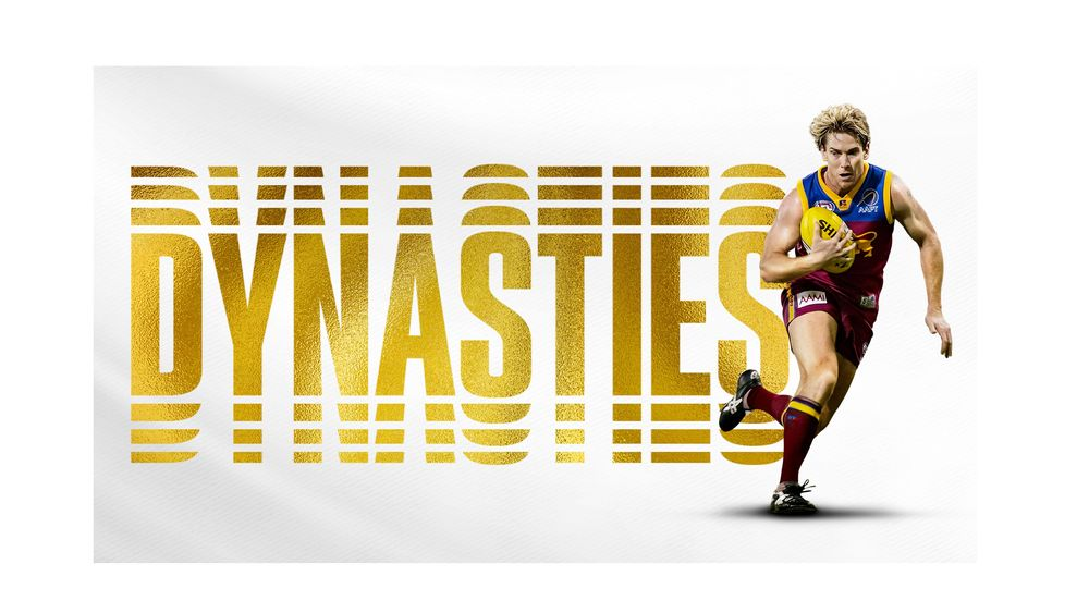 DYNASTIES: Stunning new series now streaming in AFL On Demand. Picture: AFL Media